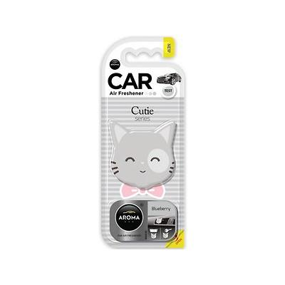 Aroma Car Cutie Series Blueberry Car Air Freshener