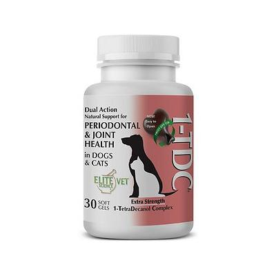 1-TDC Periodontal & Joint Health Dog & Cat Supplement, 30 count