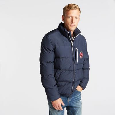 Nautica Men's Big & Tall Puffer Jacket With Tempasphere Navy, 1XLT