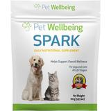 Pet Wellbeing - Pet Wellbeing SPARK Daily Nutritional Dog & Cat Supplement, 3.53-oz pouch
