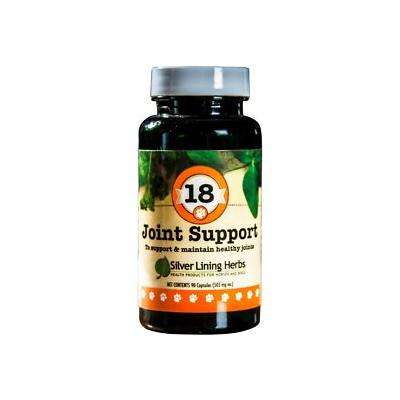 Silver Lining Herbs Joint Support Dog Supplement, 90 count
