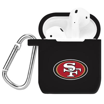 San Francisco 49ers AirPods Case Cover - Black