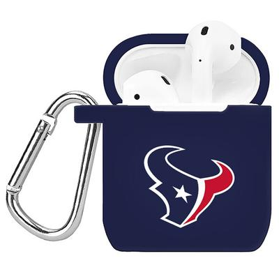 Houston Texans AirPods Case Cover - Navy