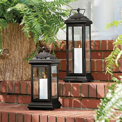 Bunny Williams Outdoor Lantern - Ballard Designs