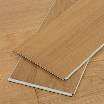Medium Brown Oak Flooring Engineered | Sample