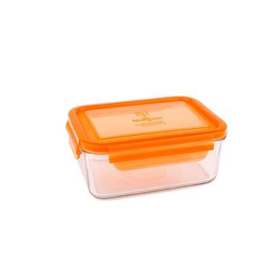 Wrought Studio Rubicon Sea Glass 3 Qt Food Storage Container X113613858 Shefinds