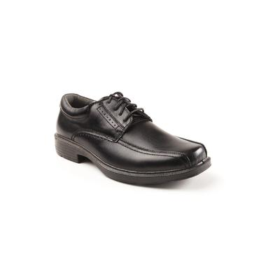 Men's Williamsburg Comfort Oxford Shoes by Deer Stags in Black (16 M)