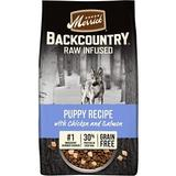 Merrick Backcountry Raw Infused Grain Free Dry Dog Food Puppy Recipe, 4-lb bag