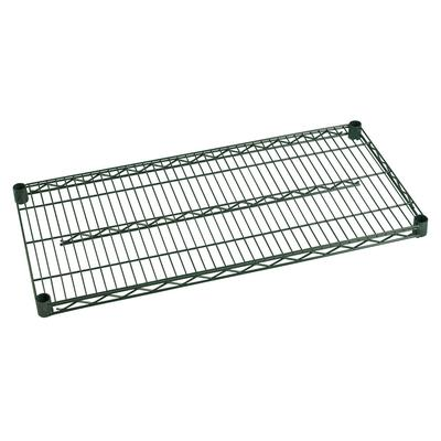Focus FF2448G Epoxy Coated Wire Shelf - 48W x 24D on Sale