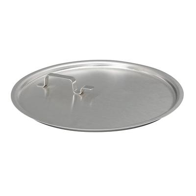 Vollrath 58030 Hook-On Cover for Tapered Pails - Stainless on Sale