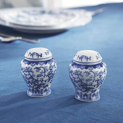 Chinoiserie Salt & Pepper Set - Ballard Designs