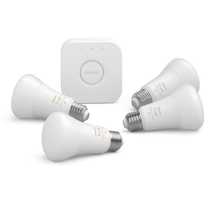 Philips Hue White and Color A19 Starter Kit