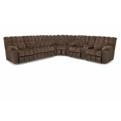 Shop Now For The Red Barrel Studio Healy Left Hand Facing Reclining Sectional X112921645 Ibt Shop