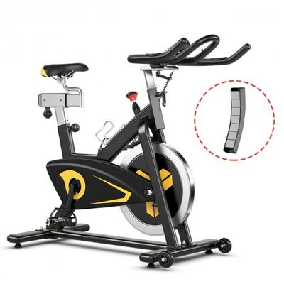 This magnetic spinning bike can provide you with cheerful yet quiet training experience!