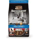 Merrick Backcountry Freeze-Dried Raw Hero's Banquet Recipe Dry Dog Food, 4-lb bag