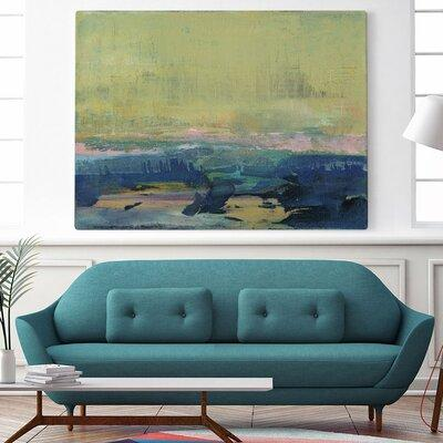Red Barrel Studio Vintage Landscape I By Jodi Fuchs Wrapped Canvas Painting Print X114497614 Shefinds