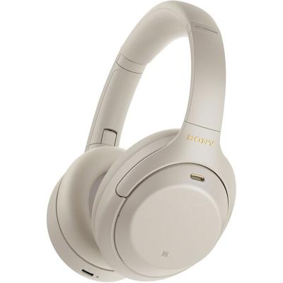 Sony WH1000-XM4/S wireless noise-cancelling headphones