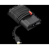 Lenovo Slim USB-C 65W AC Adapter The Lenovo Slim USB-C 65W AC Adapter is the new adapter designed with a slimmer size and cable management. It is the perfect replacement or spare power adapter for your Lenovo laptops.