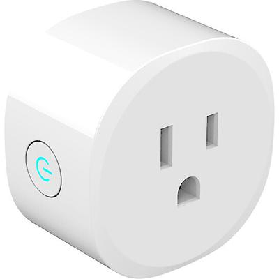 Brilliant Smart Outlet- White
