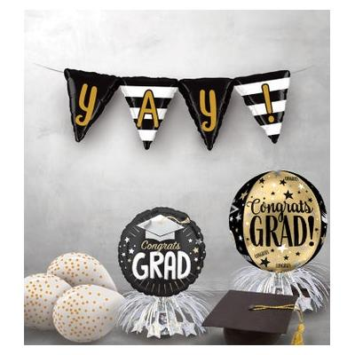 Graduation Balloon Party Kit Graduation Party Kit by 1-800 Flowers