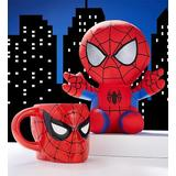 TY® Spiderman Plush and Drinkwar...
