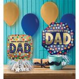Father's Day Balloon Party Kit F...