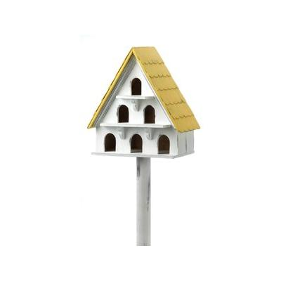 Zingz & Thingz Cape Cod Condo Bird House