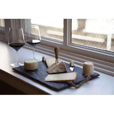 90+ Point Wine & Cheese Board Gift Set