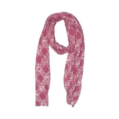 Stony Apparel Scarf: Pink Accessories
