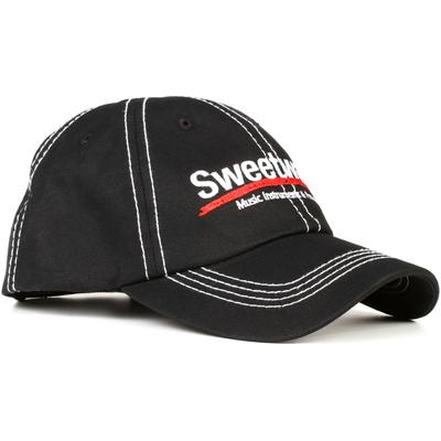 Sweetwater Logo Baseball Cap - Black