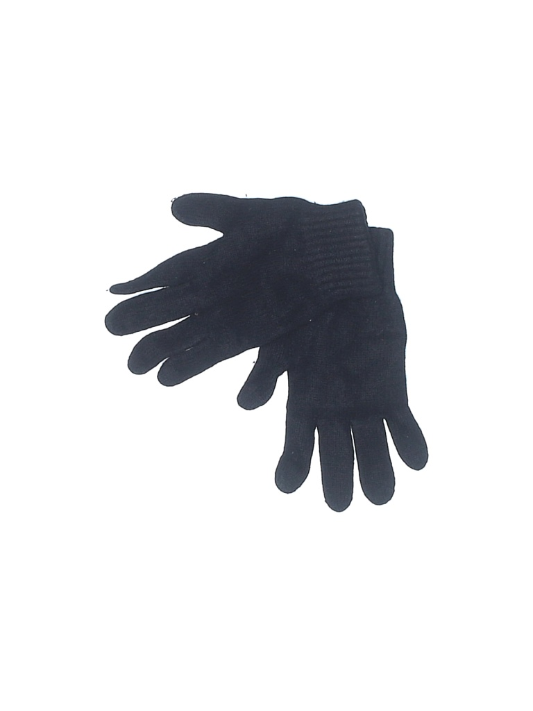 Gloves: Black Solid Accessories