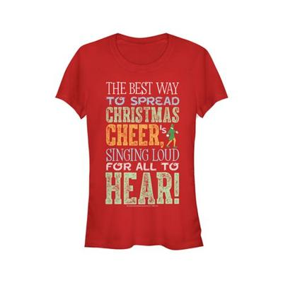 Tom and Jerry Red Junior's Sing For Cheer Top