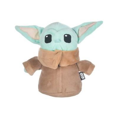 Fetch for Pets Star Wars Mandalorian The Child Plush Dog Toy, 6-in