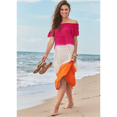 Off The Shoulder Cover-Up Cover-...
