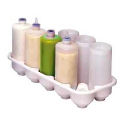 Prince Castle 155 Bottle Storage Tray for Squeeze Bottle Condiment Dispensers on Sale