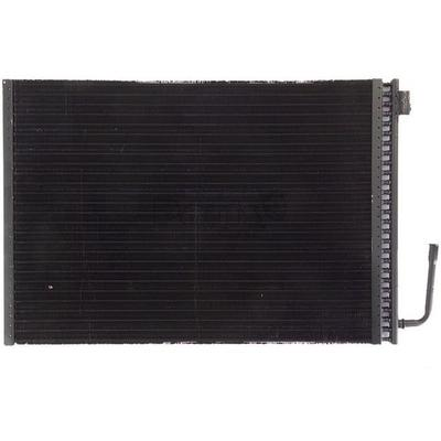 1998-2002 Dodge Ram 1500 A/C Condenser - Action Crash CND40164