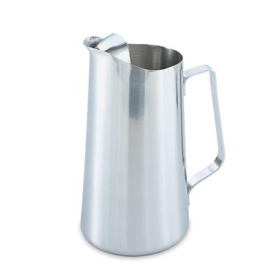 Vollrath 46403 2 qt Water Pitcher - Ice Guard, Stainless on Sale