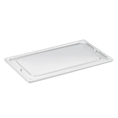 Vollrath 95600 Sixth-Size Steam Pan Slotted Cover, Stainless on Sale