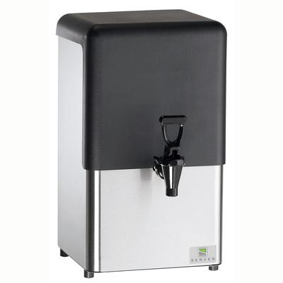 Server 05550 5.5 qt Mix-N-Serve Melter & Mixer, Stainless & ABS Construction on Sale
