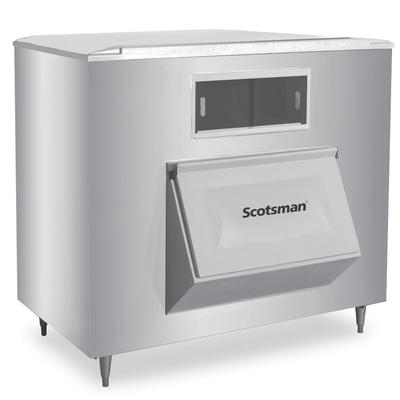 Scotsman BH1100BB-A 48 Wide 1100 lb Ice Bin with Lift Up Door on Sale