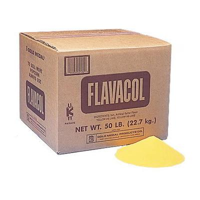 Gold Medal 2100 Original Flavacol Seasoning Salt 50 lb Bulk Box on Sale