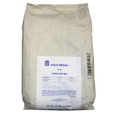 Gold Medal 5113 25 lb Case Corn Dog Mix
