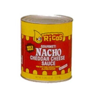 Gold Medal 5261 Ready-To-Use Nacho Cheese Sauce w/ (6) #10 Cans on Sale