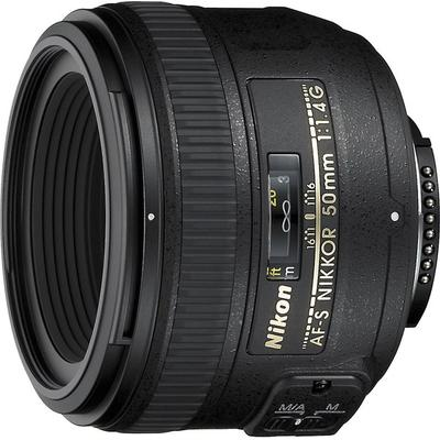 Nikon AF-S Nikkor 50mm f/1.4G on Sale