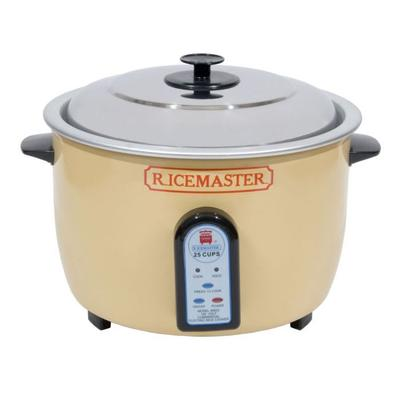 Town 56824 50 Cup Rice Cooker w/ Auto Cook & Hold, 230v/1ph on Sale
