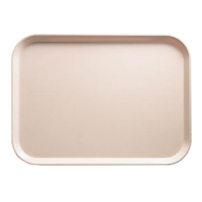 Cambro 1216106 Fiberglass Camtray Cafeteria Tray - 16.3L x 12W, Light Peach on Sale