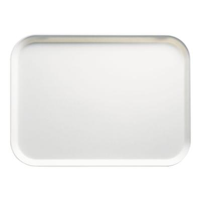 Cambro 1216148 Fiberglass Camtray Cafeteria Tray - 16.3L x 12W, White on Sale