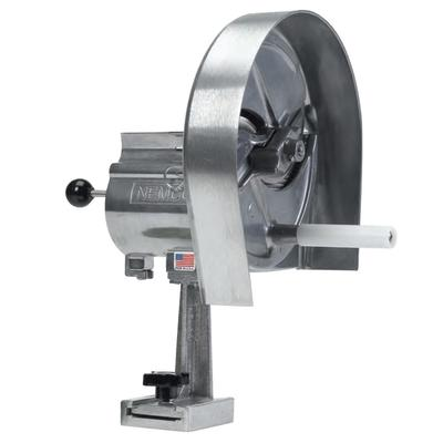 Nemco 55200AN Stainless Steel Food Slicer, 1/16 to 1/2 Blade, Fruits & Vegetables, Manual on Sale