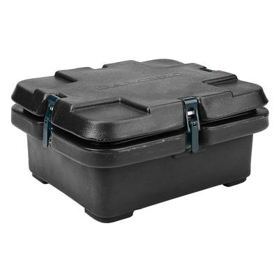 Cambro 240MPC110 Camcarrier? Insulated Food Carrier - 6 3/10 qt w/ (1) Pan Capacity, Black