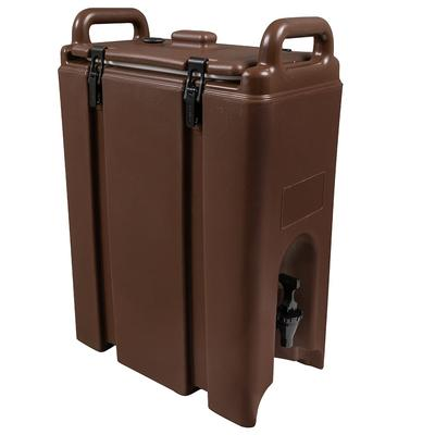 Cambro 500LCD131 5 gal Camtainer Insulated Beverage Dispenser, Dark Brown on Sale